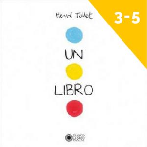 un libro Hervé Tullet zolleggiamo