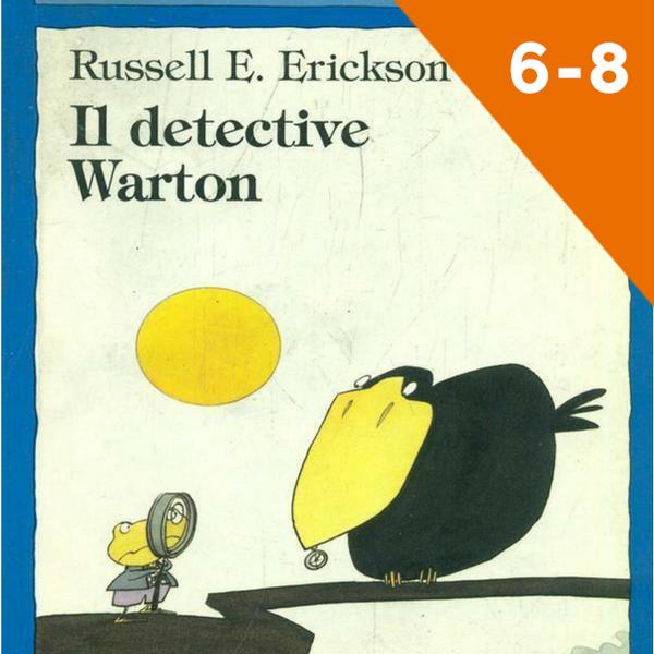 il detective Warton zolleggiamo 6-8 anni