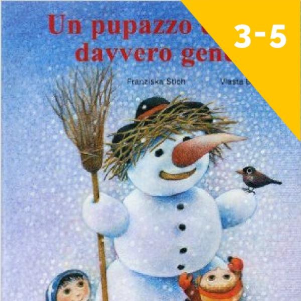 zolleggiamo un pupazzo di neve