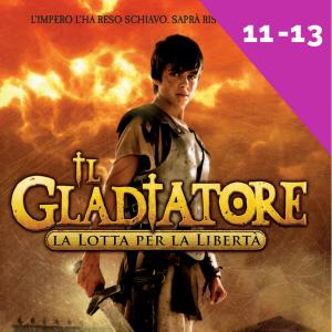 zolleggiamo, gladiatore