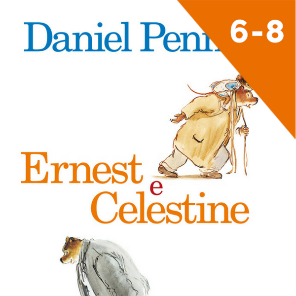 Zolleggiamo Daniel Pennac Ernest e Celestine